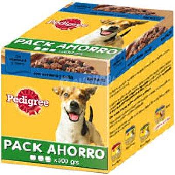 Pedigree Alimento de cordero Pack 3x300 g