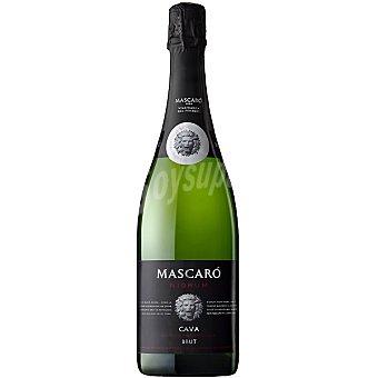 MASCARO Nigrum Cava brut Botella 75 cl