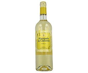 Marqués de Cáceres Vino blanco verdejo con denominación de origen Rueda Botella de 75 cl