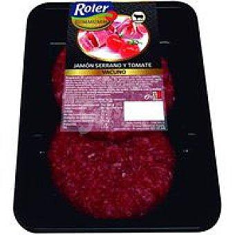 Roler Hamburguesa con jamón-tomate 2 unid