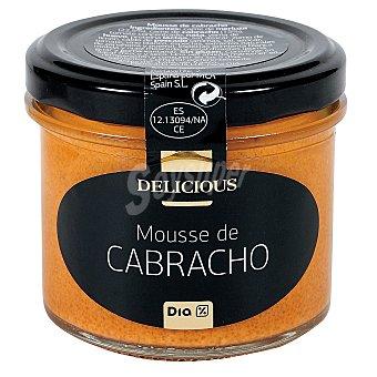 DIA DELICIOUS Mousse de cabracho Tarro 110 g