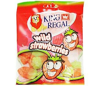 King Regal Fresas Silvestres Bolsa de 100 Gramos