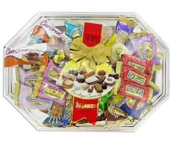 E.moreno Surtido de dulces navideños 650 gramos