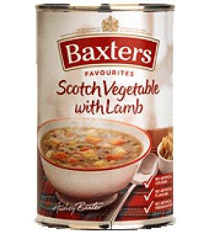 Baxters Sopa vegetal de escocia 415 g