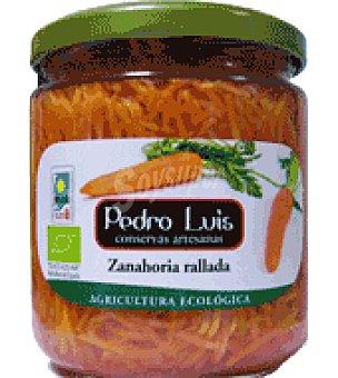 Pedro Luis Zanahoria rallada ecológica 180 g