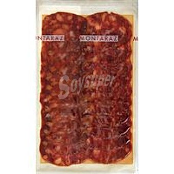 Montaraz Chorizo Ibérico de cebo campo c.tradicional 100