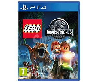 AVENTURA Lego Jurassic World Ps4