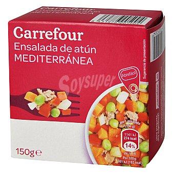 Carrefour Ensalada Mediterránea de atún 157 g