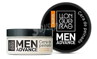 Llongueras Cera de peinado masculino Tarro 85 ml