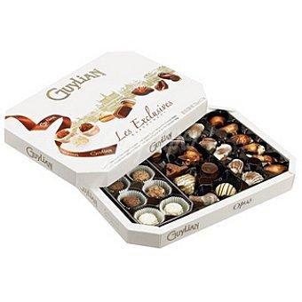 GUYLIAN Les Exclusives bombones selección chocolates belgas  estuche 315 g