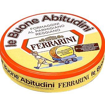 FERRARINI LE BUONE ABITUDINI Queso al parmigiano reggiano Envase 140 g