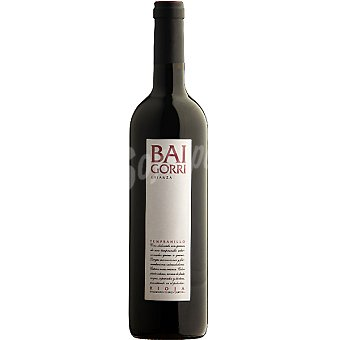 DOC Rioja crianza BAIGORRI Vino tinto Botella 75 cl