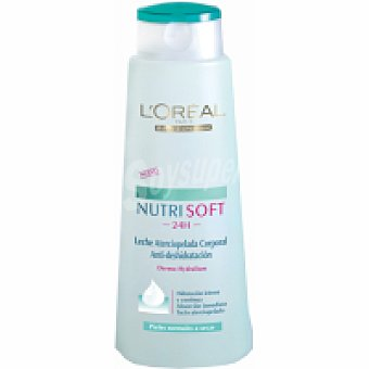 L'Oréal Body Nutrisoft piel normal Bote 400 ml