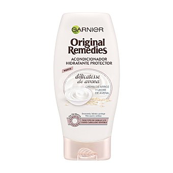 Original Remedies Garnier Acondicionador hidratante y protector, para todo tipo de cabellos Bote 250 ml