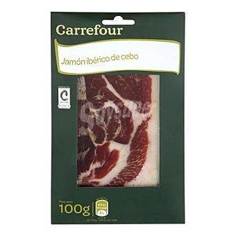 Carrefour Jamón Ibérico en lonchas 100 G 100 g