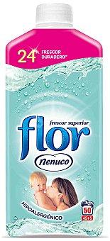 Flor Suavizante concentrado Nenuco 45 lavados