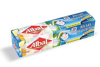 Albal Bolsa para cubitos de hielo Caja 20 unid