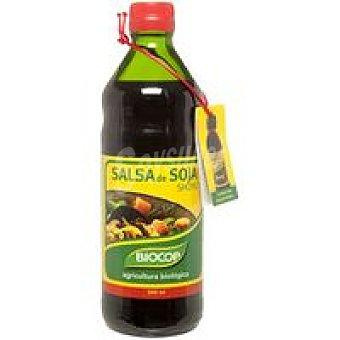 BIOCOP Salsa de soja Shoyu Botella 500 ml