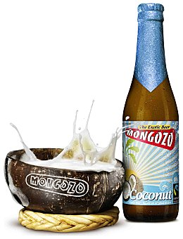 Mongozo Cerveza Artesana Mongozo Coconut 3,5% 33 cl