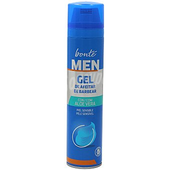 Bonté Gel de afeitar piel sensible Spray 250 ml