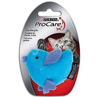 ProCare Purina juguete modelo pollito para gatos  1 unidad