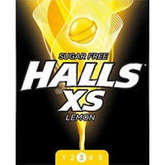 Halls Caramelo Limón XS 17gramos