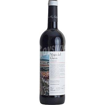 Vega del Geva Vino d.o.sierras malaga tinto crianza Botella de 75 cl