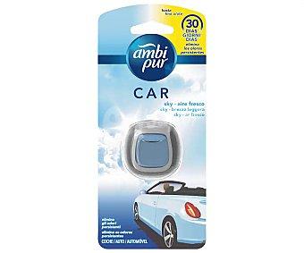 AMBIPUR CAR Ambientador de coche para rejilla de ventilación, eliminación de olores,aroma a aire fresco, Car.