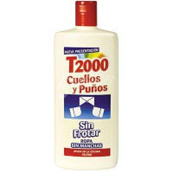 T2000 Detergentes cuellos-puños Botella 1 litro