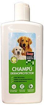 Compy Champú perro dermoprotector Botella 300 cc