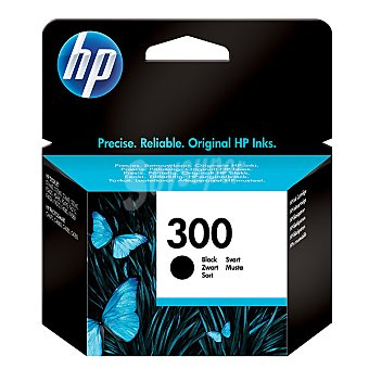 HP Nº 300 cartucho color negro