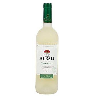 Viña Albali Vino blanco con denominación de origen Valdepeñas Botella de 75 cl