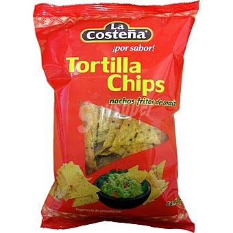 La Costeña Nachos fritos de maíz Bolsa 20 g