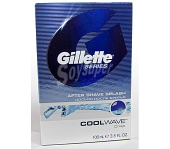 Gillette After shave locion coolwave 100 ml