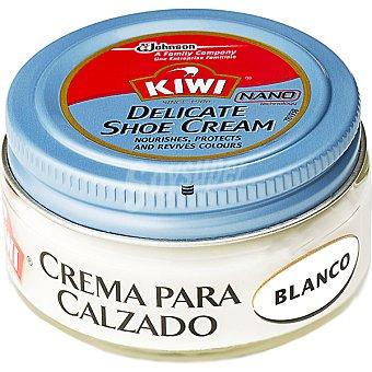 Kiwi Crema incolora para calzado Tarro 50 ml