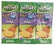 Nectar piña sin azucar 6 x 200 cc Hacendado