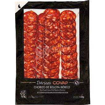 Covap Chorizo ibérico de bellota en lonchas Sobre 150 g