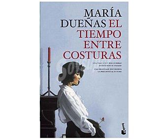 booket El tiempo entre costuras, maria dueñas Libro de bolsillo. Genero: narrativa. Editorial: Booket