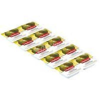 Helios Confitura de ciruela Pack 10 x 25 g