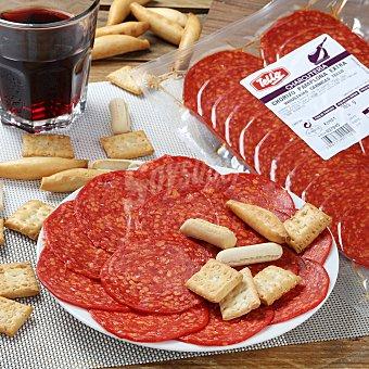 Tello Chorizo de Pamplona loncheado Sobre de 150 g