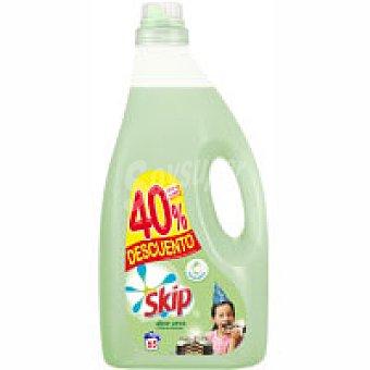 Skip Detergente líquido aloe Botella 65 dosis
