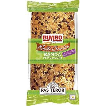 Pasteror Banda de hojaldre multi cereales Paquete 100 g