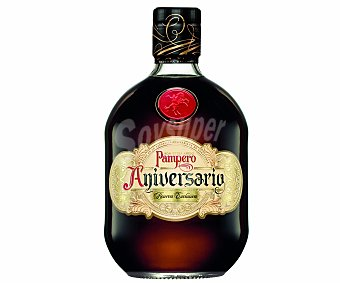 PAMPERO Aniversario ron extra añejo reserva exclusiva hecho en Venezuela botella 70 cl