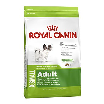 Royal Canin Pienso para perros Mini x-small Adult 1,5 Kg