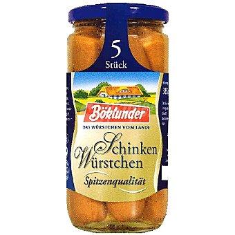 Boklunder Salchichas jamón 5 250 g