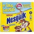 Cacao instantáneo formato hiper-ahorro sin gluten 6 kg Nesquik Nestlé