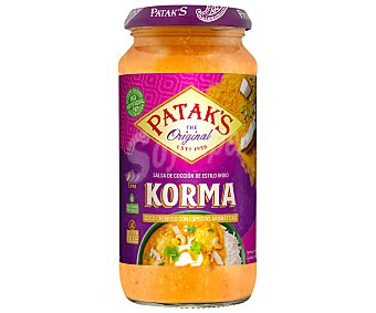 Patak's Salsa de curry, Korma patak´s 450 g. 450 g