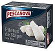 Filete rape sin piel Caja 250 g Pescanova