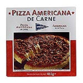HIPERCOR Pizza Americana de carne estuche 465 g