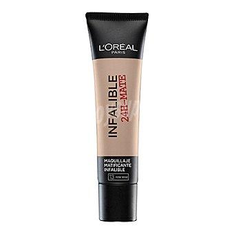L'Oréal Base de maquillaje infalible 24h mate nº 013 1 ud